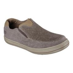 Men's Skechers Relaxed Fit Define Gurgen Slip On (US Men's M (Regular))