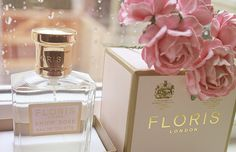 """Any fragrance called """"Snow Rose"""" sounds perfect for me. Pretty Little, Pretty In Pink, Mirrors And Chandeliers, Snow Rose, Sent Bon, Rose Perfume, Pretty Backgrounds, Smell Good, Girly Things"""