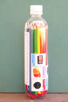 This is so fun - lots of ideas of things that are 13 oz or less that you can MAIL!