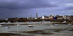 orage de prévu en soirée sur kérity, Penmarc'h, pays bigouden, Bretagne, Photo : Valérie Stéphan