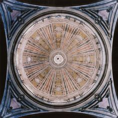 Dome #41909, Basilica de Estrela, Lisbon, 2003 - David Stephenson - Artists - Jackson Fine Art - Photography - Atlanta