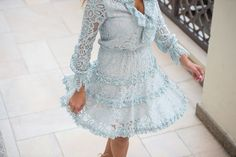 chic-flavours-wearing-alexis-choker-catalina-lace-dress-for-valentines-day-