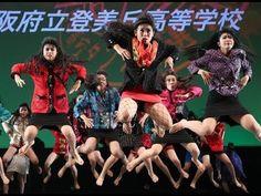 (2) 【ノーカット版】日本高校ダンス部選手権・ビッグクラスで大阪府立登美丘が準優勝 - YouTube