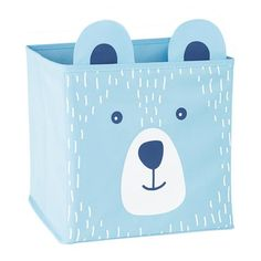 Character Storage Cube - Bear | Kmart