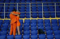 goodbye holland .....Euro 2012 (© Reuters Photo)