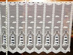 Nautical fabric from Brick House Fabric: