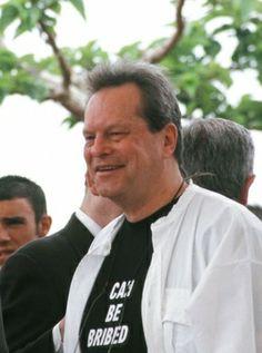 Terry Gilliam   TheCelebrityCafe.com