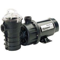 Pentair 1 1/2 HP Dynamo Pump -115V