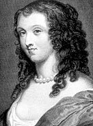 Aphra Behn (1640-1689) was the first professional woman writer in English literature, best known for her plays and her novel 'Oroonoko'.