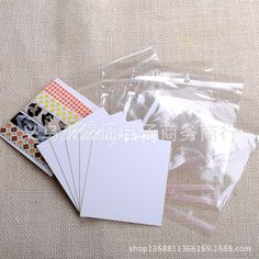 100sets/lot, Fold Over Elastic Hair Ties Elastic Wristbands Retail Package(OPP Bag+Card)