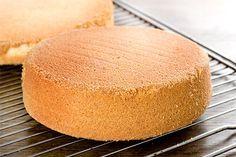 Fast tårtbotten (sockerkaksbotten) - gott recept, använde för Millas födelsedagstårta.