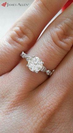The perfect ring! JamesAllen.com