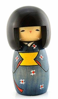 Kokeshi Doll ~ Warabe 5.25 Inch Kokeshi Dolls http://www.amazon.com/dp/B0047E0YO2/ref=cm_sw_r_pi_dp_7iSQub1P70YA6