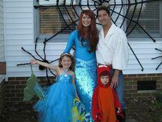 famili, adult costumes, costum idea, halloween costum