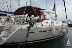 "Beneteau Oceanis Clipper 393 Name: ""Bronzin"""