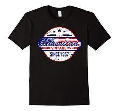 Men's American vintage tshirt Since 1957 60th Bithday gif... https://www.amazon.com/dp/B01MYFF6FT/ref=cm_sw_r_pi_dp_x_OMBLybECZY005