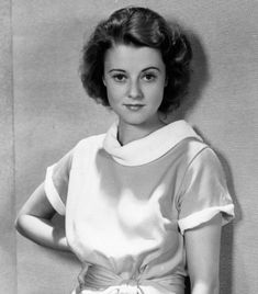 Heather Angel, Charlie Chan, British American, Top Movies, Pride And Prejudice, Vintage Hollywood, American Actress, Ruffle Blouse, V Neck