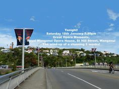 """Wanganui Opera Week """"Great Opera Moments""""  Date: 18th of January Time: 7;30PM Location: Royal Wanganui Opera House @ 69 St Hill Street, Whanganui.  Wanganui Opera Week has finally come to an end and have one final event, the """"Great Opera Moments"""".Hear and see them performing their favourite pieces while you enjoy the atmosphere and wonderful entertainment :)."""