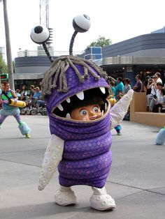 Pixar Pals Countdown To Fun Parade, Hollywood Studios - Boo from Monster's Inc.