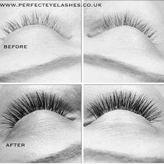 Our work #PerfectEyelashes