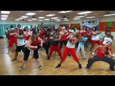 """BRING BACK OUR GIRLS!!  (""""Personally"""" by P-Square: Choreo by Diamond Green & The Bomb Squad)"""