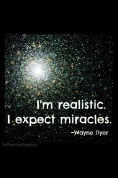 :) knowing jesus is knowing miracles