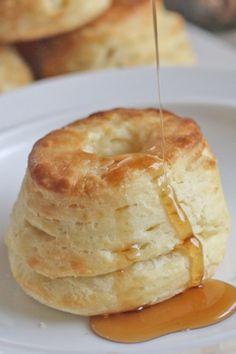 「あの味、ホットビスケット!」vivian   お菓子・パンのレシピや作り方【corecle*コレクル】