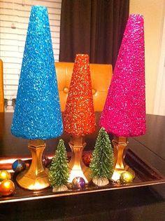 Christmas DIY Centerpiece