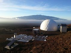 """After """"Living on Mars"""" for Eight Months, Mission V Subjects Are Coming Home After spending eight months simulating life on Mars on the slopes of the Mauna Loa volcano,four men and two women came backfrom their Hawaiian habitat on Sept.… Continue Reading →"""