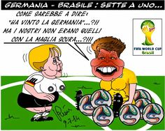 Graffiti satirici...: Waterloo brasiliana...