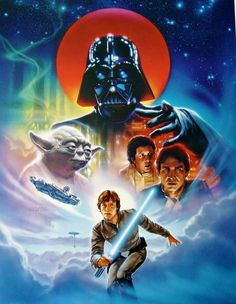 Star Wars Episode V Poster Art