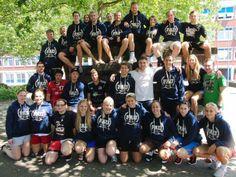 Erlangen ist eine Handball-begeisterte Stadt.
