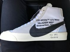 Virgil Abloh s Off-White is in cahoots with Nike as more updates continue  to surface piece by piece. Today s update arrives as a first look at a Nike  Blazer ... 6ba82673c6