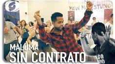 MALUMA-SIN CONTRATO - Salsation choreography by Alejandro Angulo