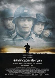Saving Private Ryan (1998). D: Steven Spielberg. Selected in 2014.