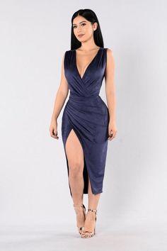 Vestidos casuales para mujeres sin cintura