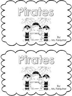 Following Directions Pirate Says: 1, 2, and 3-step