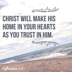 Christ will