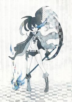 BLACK*ROCK SHOOTER