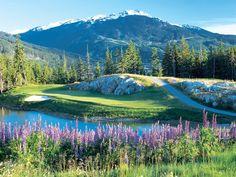 8 Shockingly Beautiful Golf Courses : Condé Nast Traveler