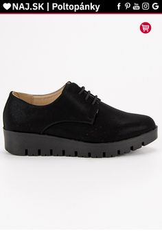 Čierne poltopánky Comer Men Dress, Dress Shoes, Cole Haan, Oxford Shoes, Sneakers, Fashion, Tennis, Moda, Slippers