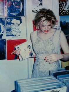 ➳ courtney love