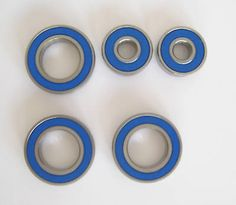 Other Bike Components and Parts 57267: Rolf Vector Comp Hybrid Ceramic Ball Bearing Front And Rear Wheel Rebuild Kit -> BUY IT NOW ONLY: $30.95 on eBay!