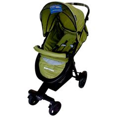 Pusat Harga Kereta Bayi Pliko - Stroller BabyDoes Cube 4 - Hijau   Pusatnya Kereta Bayi Terbesar dan Terlengkap Se indonesia