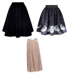 Designer Clothes, Shoes & Bags for Women Tulle, Ballet Skirt, Shoe Bag, Skirts, Polyvore, Stuff To Buy, Shopping, Collection, Design