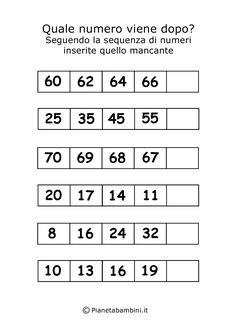 Qui trovate tanti giochi di matematica per bambini di 6-7 anni che ...