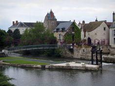 Romorantin-Lanthenay est la capitale de la Sologne, région réputée pour ses forêts et ses étangs. Le nom de la ville provient de la fusion en mai 1961 des villes de Romorantin et Lanthenay. Historiquement la ville fut adorée par François 1er qui voulu y construire son château, mais la mort de Léonard de Vinci, son architecte entraîna l'abandon de ce projet et le départ du roi pour le château de Chambord. La ville vit naître en 1499 Claude de France. Elle épousa par la suite François 1er.