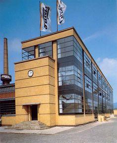 fabrica fagus | Patrimonio Industrial Arquitectónico: Inclusión de la Fábrica Fagus ...