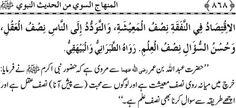 Al Minhaj us Sawi Page # 868