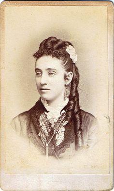 1870s, Camelia Van Strandes